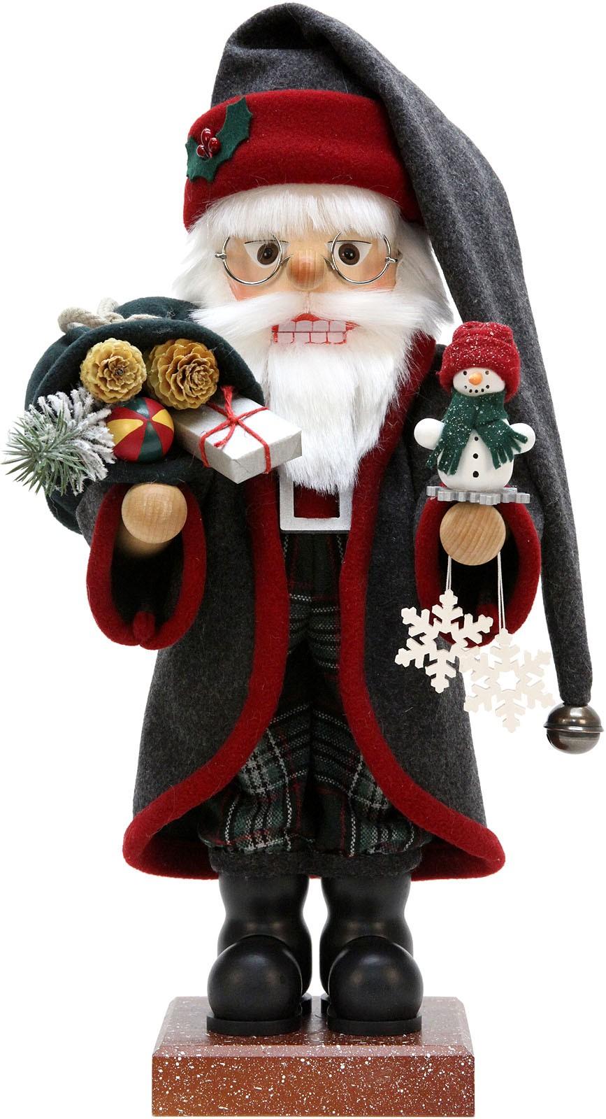 Nußknacker Weihnachtsmann Vater Frost