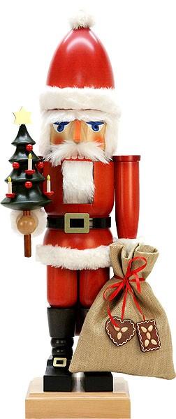 Nußknacker Weihnachtsmann