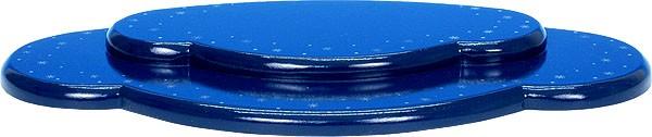 Wolke blau 2-teilig