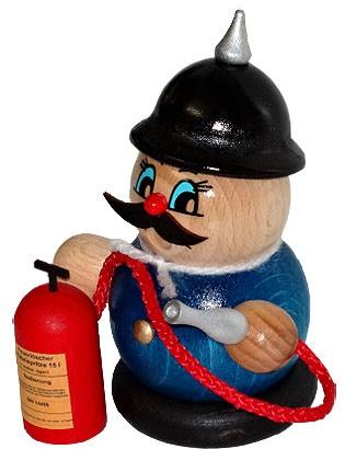 Moppelmänner Feuerwehrmann