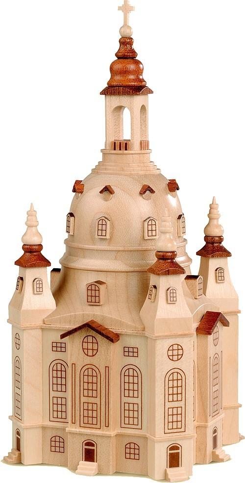 Frauenkirche Dresden, Bausatz M1:500