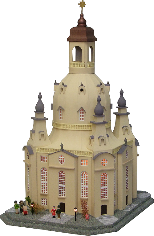 Dresdener Frauenkirche  - Sondermodell -