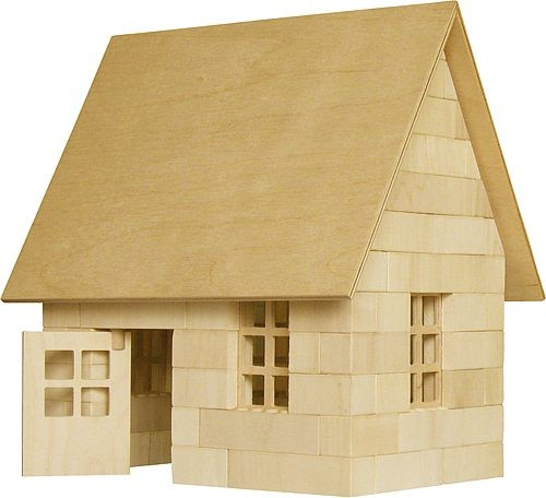 Bausatz für das Gartenhaus