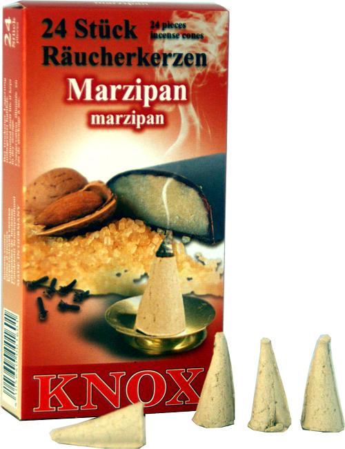 KNOX Räucherkerzen - Marzipan