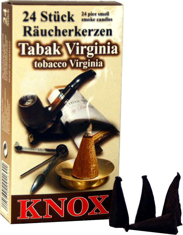 KNOX Räucherkerzen - Tabak