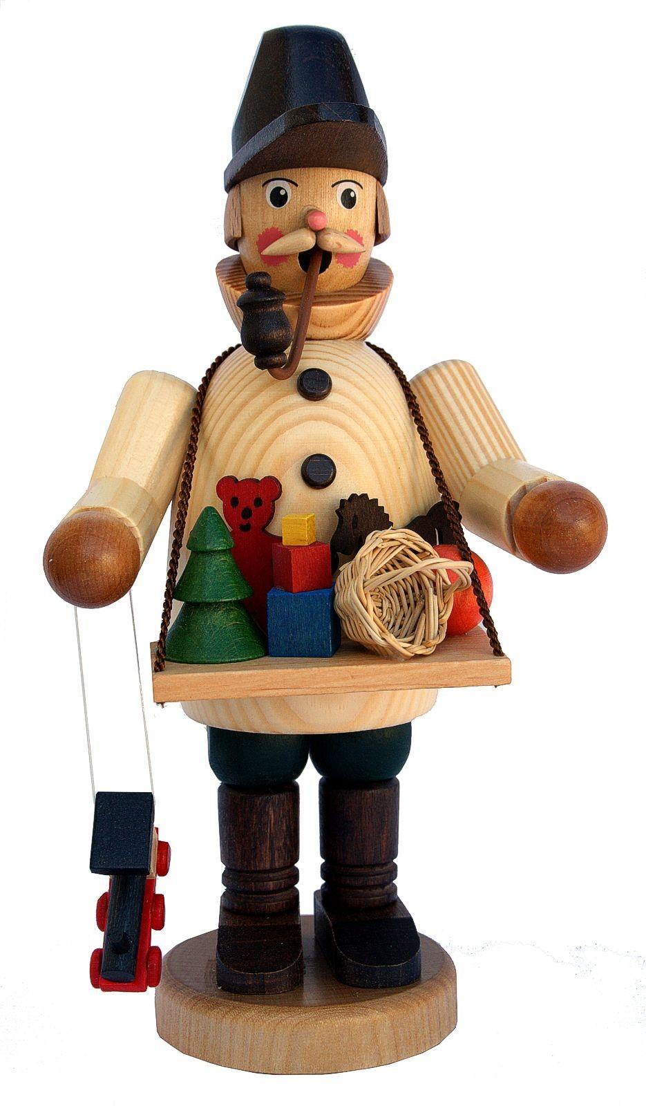 Räuchermännchen Spielzeughändler