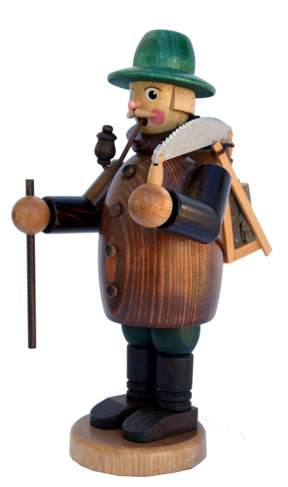 Räuchermännchen Holzmacher