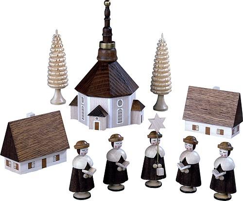Kurrende Seiffener Kirche