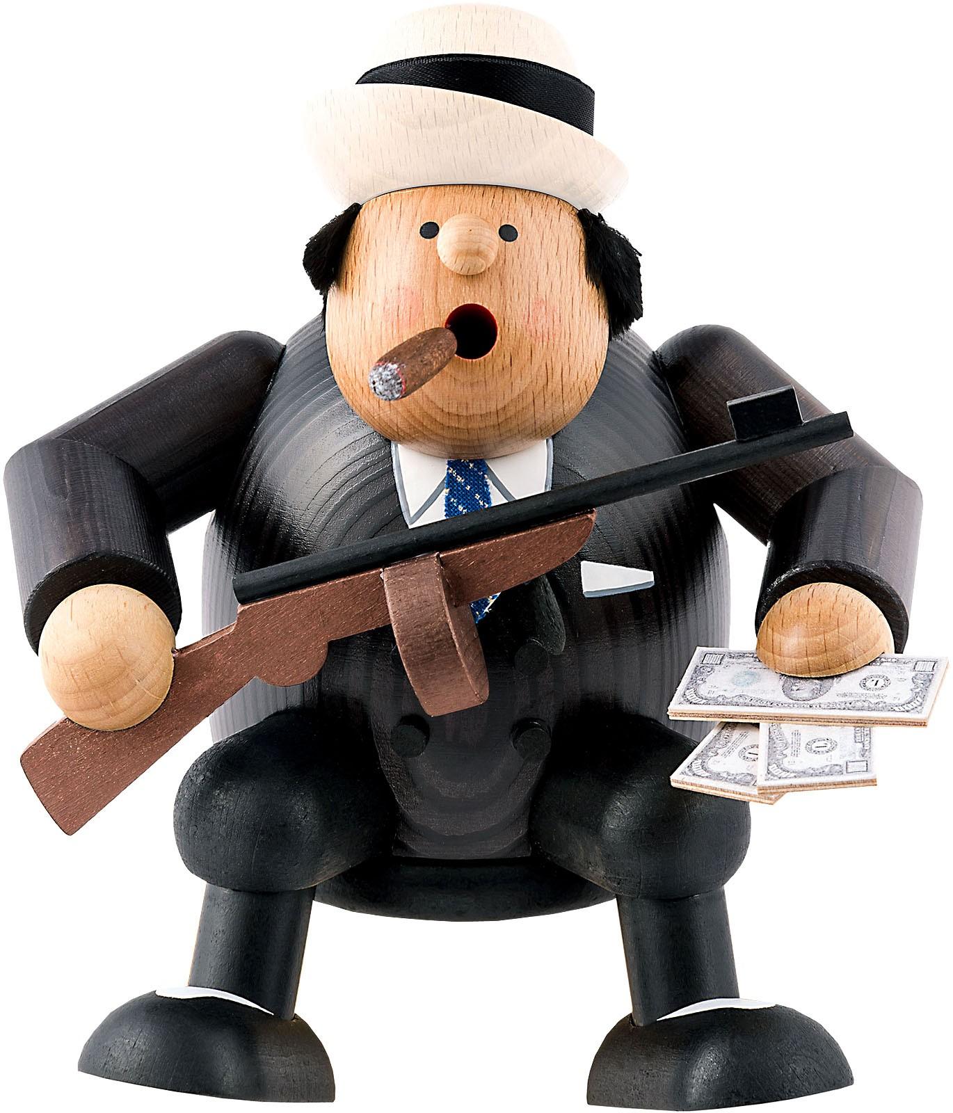 Kantenhocker Al Capone -Die Dicken-