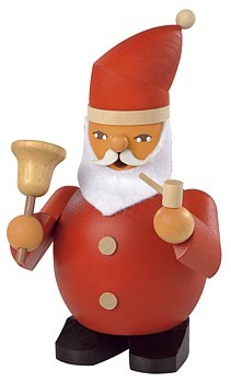 Mini-Räuchermann Weihnachtsmann