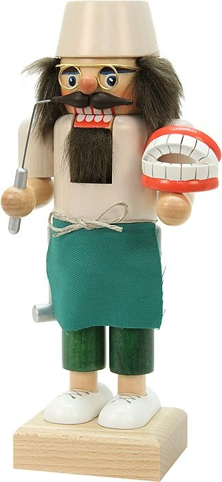 Nußknacker Zahnarzt