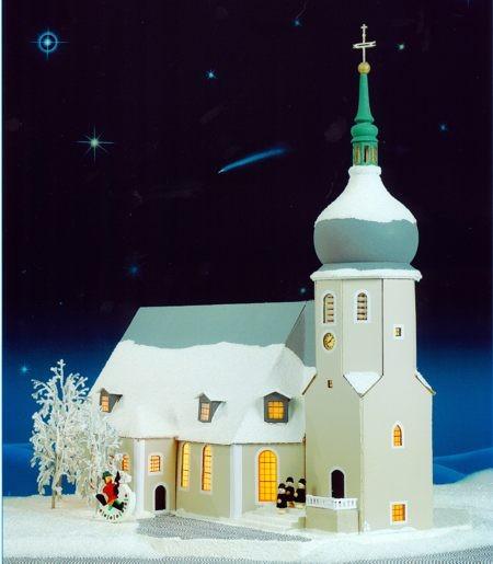 Stadtkirche von Olbernhau