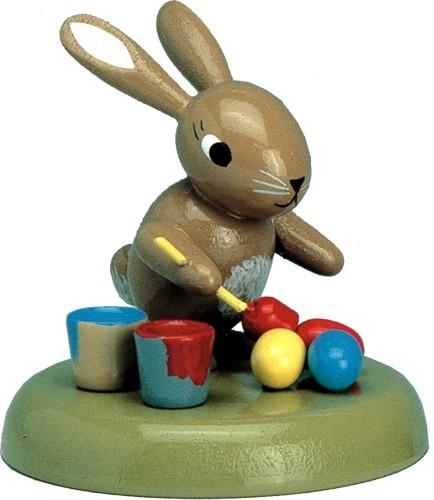 Hase, Eier - Maler