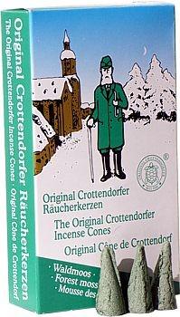Crottendorfer Räucherkerzen, Waldmoos