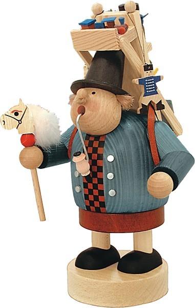 Räuchermännchen Spielzeughändler -Die Dicken-