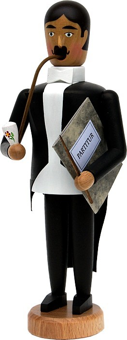 Räuchermann Dirigent