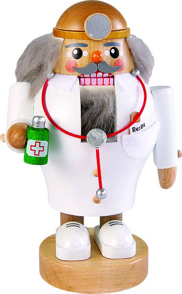 Nussknacker Arzt