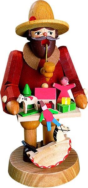 Mini-Räuchermann Spielwarenhändler