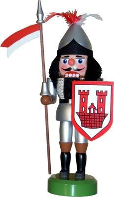 Nussknacker Ritter (Burg- und Stadtwächter)