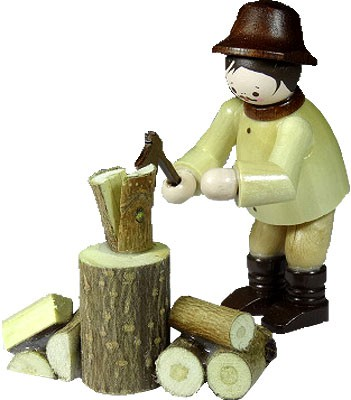 Holzhacker - natur