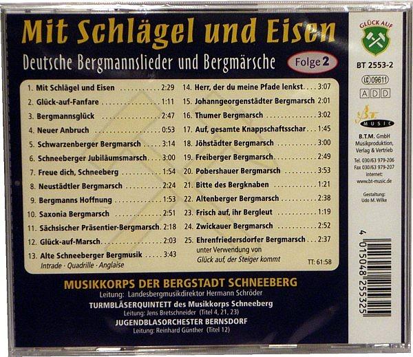 CD Mit Schlägel und Eisen