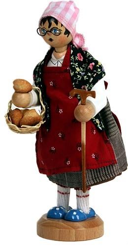 Räucherfrau, De Semmelmilda