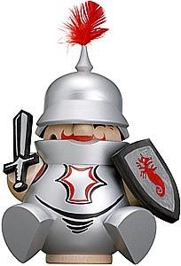 Kugelräucherfigur Ritter