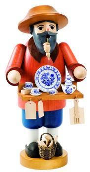 Räuchermann Porzellanhändler