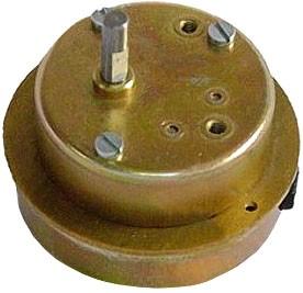 Pyramidenmotor ohne Grundplatte - Belastung bis 3,0 kg