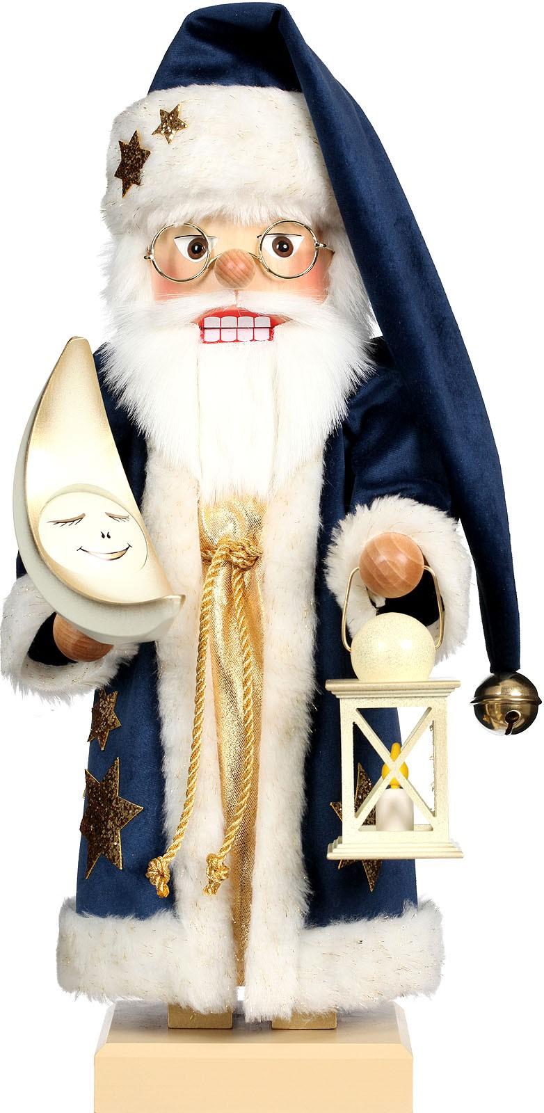 Nussknacker Weihnachtsmann - Gute Nacht