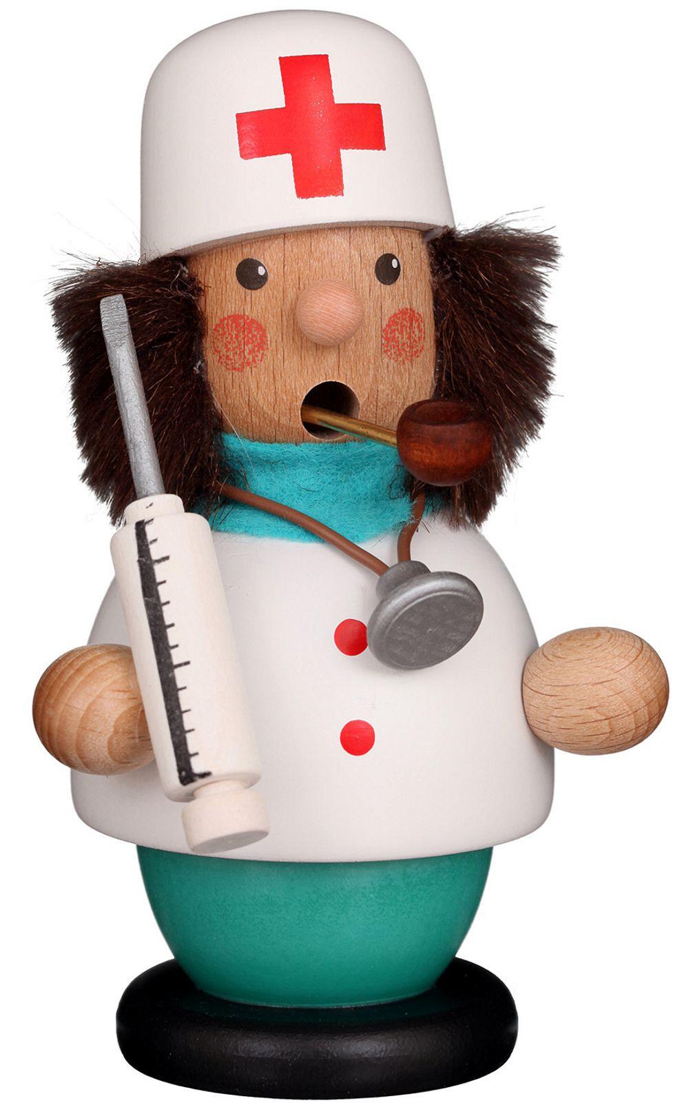 Räuchermann Arzt