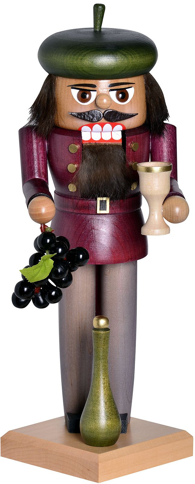 Nußknacker Weinhändler