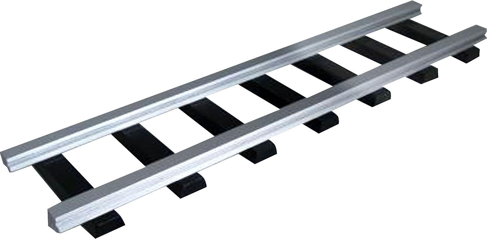 Komponenten für Kantenhockereisenbahn - Gleis