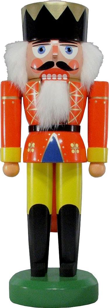 HoDreWa Legler Nussknacker König, 31 cm