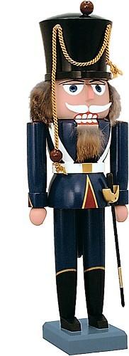 Nussknacker niederländischer Wachtmeister 28cm