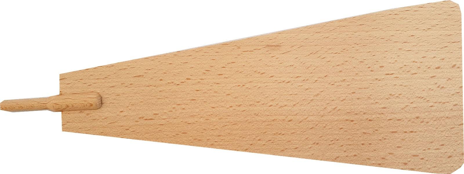 Pyramidenflügel mit Schaft 6 mm Länge 220mm