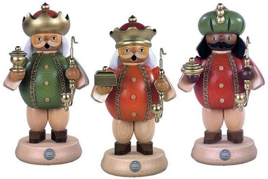 Räuchermänner Heilige 3 Könige, groß