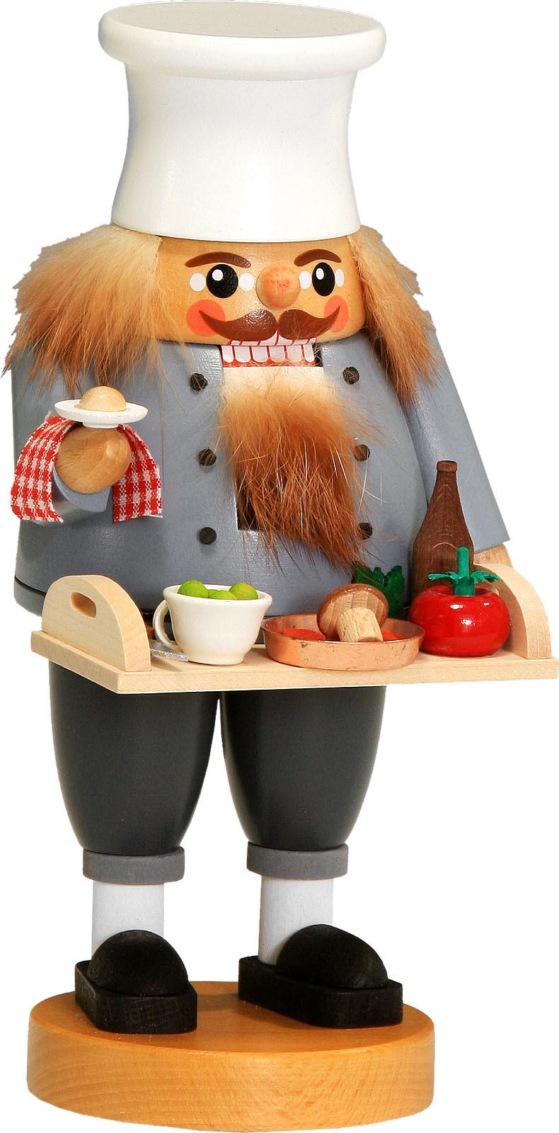 Nussknacker Gourmetkoch