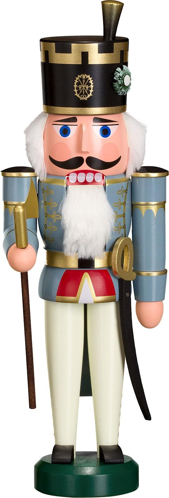 Nussknacker Offiziant, 29 cm