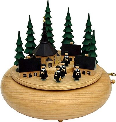 RiesenSpieldose Spielzeugdorf Seiffen