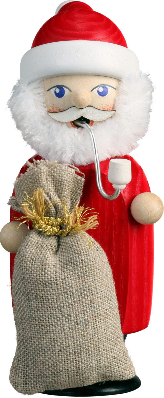 Räuchermann Weihnachtsmann - Kleiner Geselle