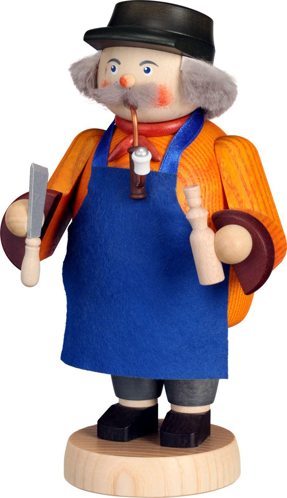 Räuchermann Spielzeugmacher - Die Gemütlichen