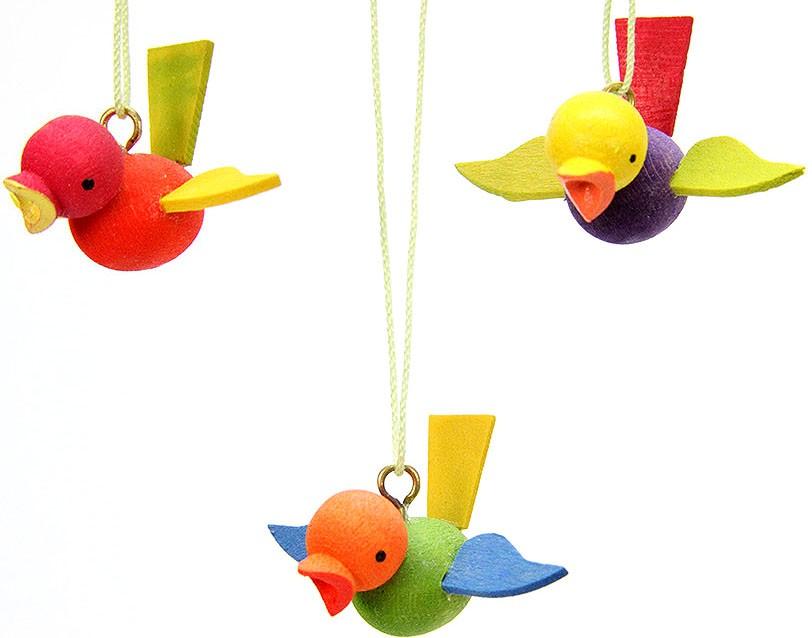 Baumbehang Flugvögel, klein, 1 Stück