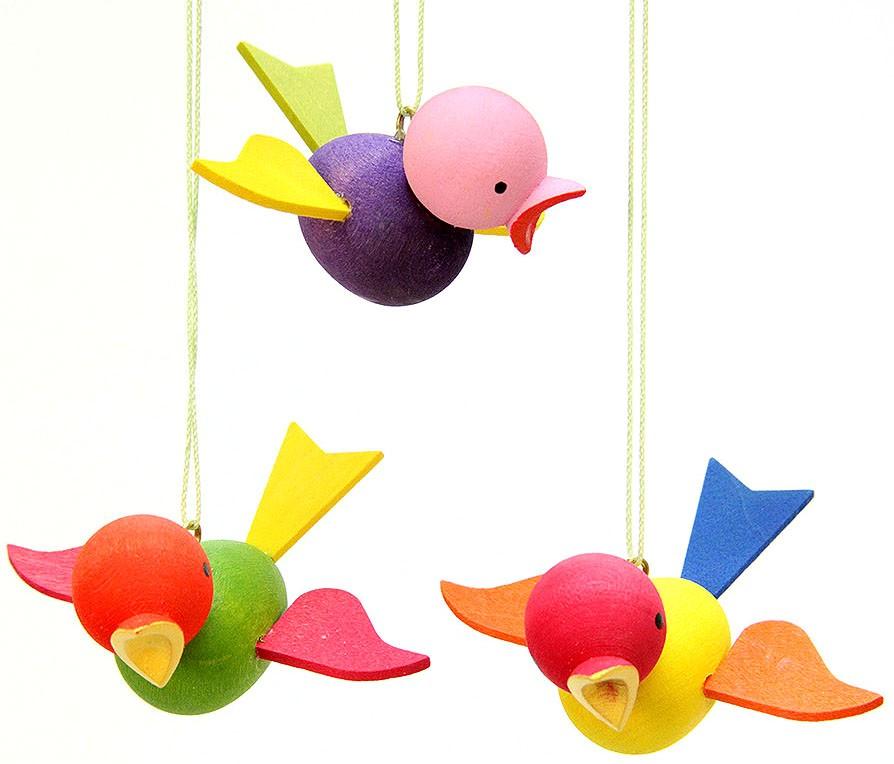 Baumbehang Flugvögel, groß, 1 Stück