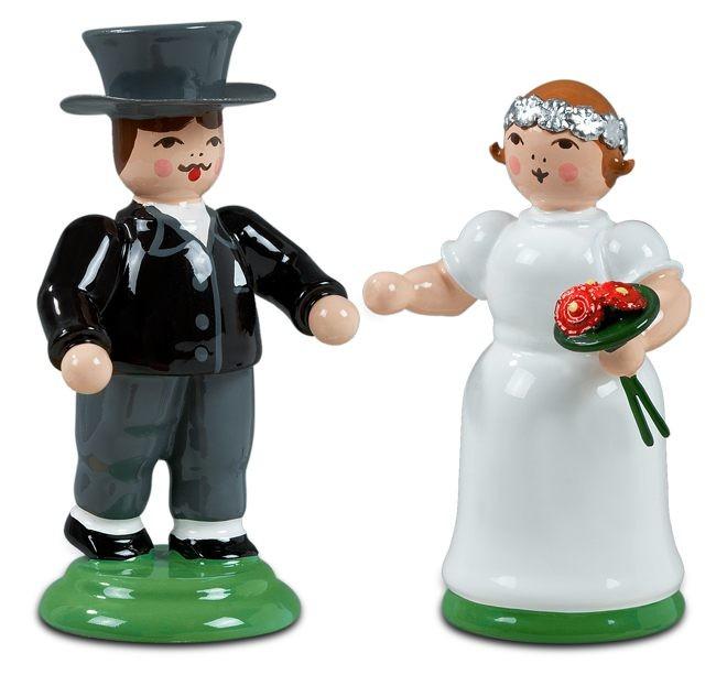 Hochzeitspaar silberne Hochzeit