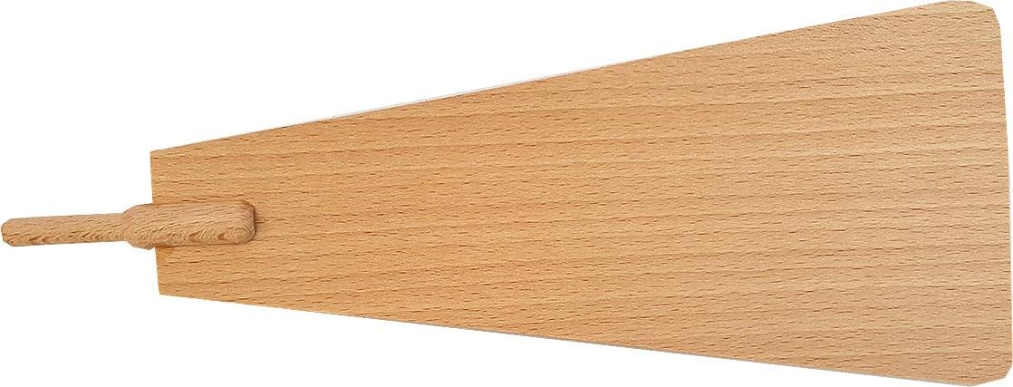 Pyramidenflügel mit Schaft 6 mm Länge 190mm
