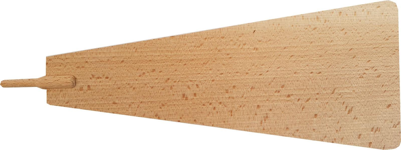 Pyramidenflügel mit Schaft 6 mm Länge 260mm