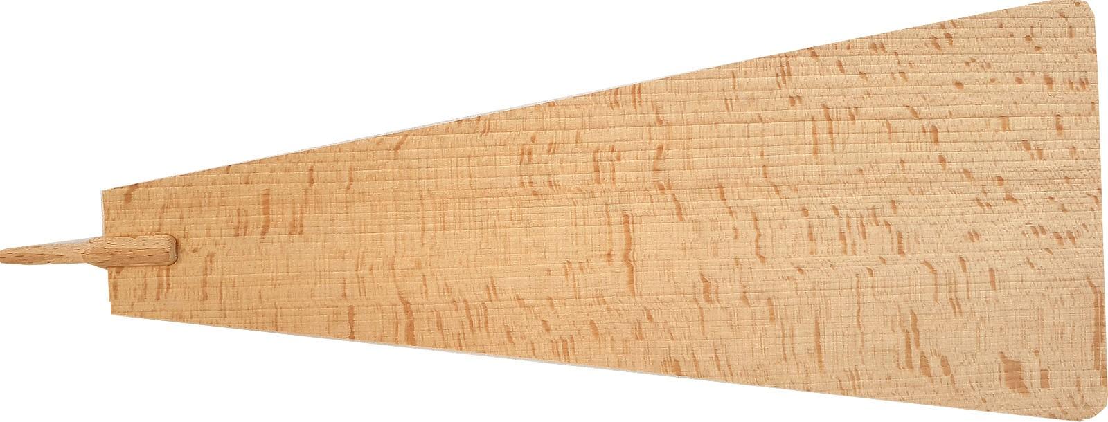 Pyramidenflügel mit Schaft 6 mm, Länge 300mm